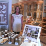 2L Farms was one of the featured local artisans on Saturday, August 3rd.